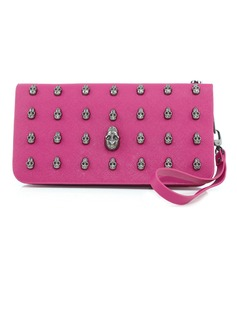 Fashional PU With Metal Wallets & Accessories