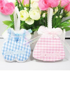 Baby Dress Design Favor Bags With Ribbons (Set of 12)