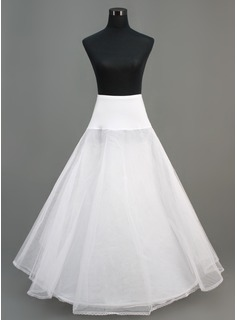 A-Line/Princess Floor-Length Petticoats (037005373)