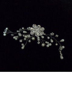 Bridal and special occasion hair comb tiara (042025252)
