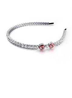 High Quality Alloy/Silver Plated Headbands