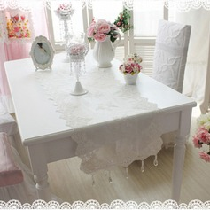 Traditional/Classic Lace Cloth Tablecloth (203084290)