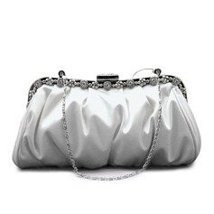 Ivory Gorgeous Silk Party Handbags/ Clutches More Colors Available(012005559)