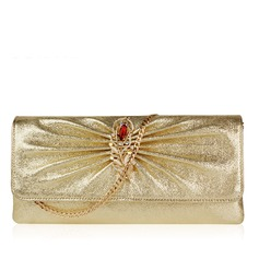 Charming Cow Leather Clutches/Fashion Handbags/Luxury Clutches