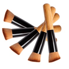 Top Oblique Head Foundation Brush (5 Pcs)