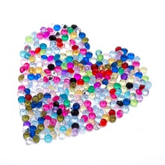 "1/6""(0.45cm) Colorato Diamantini"