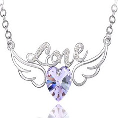 Alloy With Crystal Women's Necklaces