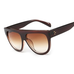 UV400 Flat Brow Sun Glasses
