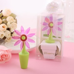 Flower Shape Bottle Stoppers