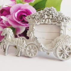 Carriage Design Resin Photo Frames