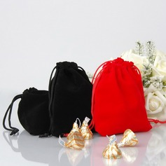 Velvet Favor Bag (Set of12) (050026292)