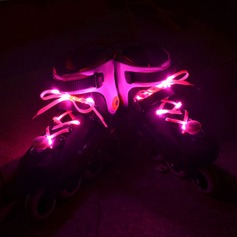 Nylon LED Luminous Shoelace Accessories