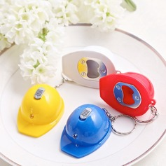 Lovely Helmet Design Bottle Openers