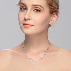 Gorgeous Alloy With Rhinestone Women's/Ladies' Jewelry Sets