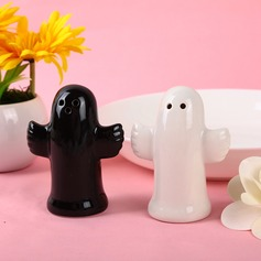 Cute Animal Ceramic Salt & Pepper Shakers