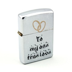 Personalized Metal Lighter