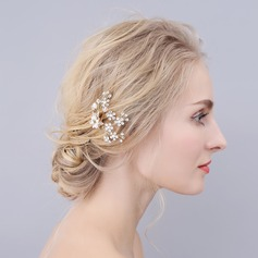 Romantic Alloy Hairpins (Sold in single piece)