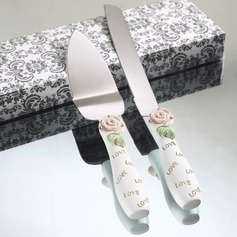 """It's all about love"" Serving Sets"