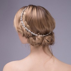 Stylish Rhinestone/Alloy Headbands