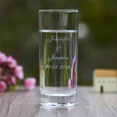 "Personalized ""Musical Notes"" Glass Cup"