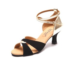 Women's Leatherette Heels Latin Dance Shoes