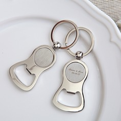 Personalized Alloy Keychains