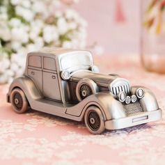 Amazing Car Shaped Tin Alloy Money Box