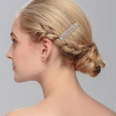 Classic Alloy Combs & Barrettes (Sold in single piece)