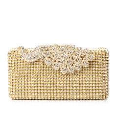 Shining Pearl/Rhinestone Clutches