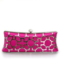 Special Silk/Stainless Steel Clutches