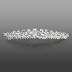 Clear Crystals Wedding Bridal Tiara (042005718)