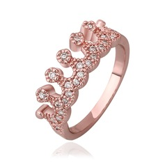 Beautiful Alloy With Rhinestone Fashion Rings