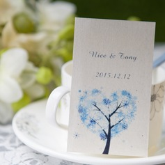 Personalized Tree Design Card Paper Tags