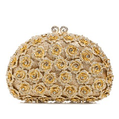 Dreamlike Rhinestone/Alloy Clutches/Luxury Clutches