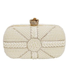 Gorgeous Imitation Pearl Clutches