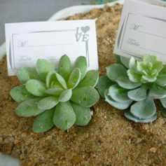 Flora Design PU Place Card Holders