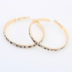 Beautiful Alloy Girls' Fashion Earrings