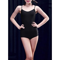 Women's Dancewear Polyester Latin Dance Practice Leotards