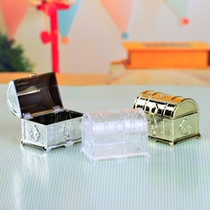Treasure Chest Favor Boxes (Set of 12)