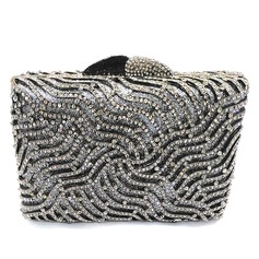 Elegant Crystal/ Rhinestone/Alloy Clutches/Luxury Clutches