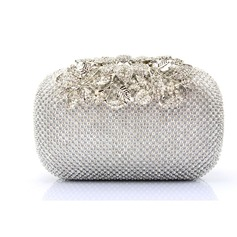 Charming Crystal/ Rhinestone Clutches/Wristlets