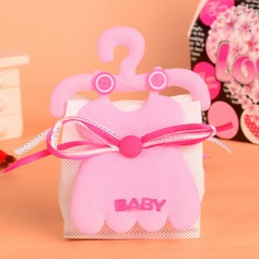 """Baby"" Basket Favor Bags With Ribbons (Set of 12)"