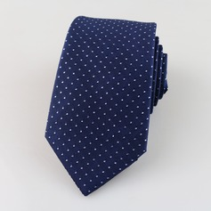Dot Polyester Tie Sets