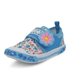 Girl's Baby's Canvas Flat Heel Closed Toe Flats