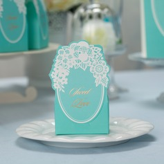 """Sweet Love"" Cuboid Favor Boxes (Set of 12)"
