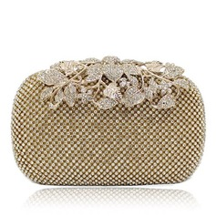Shining Rhinestone Clutches