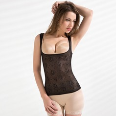 Chinlon Non-Detachable Straps Shapewear