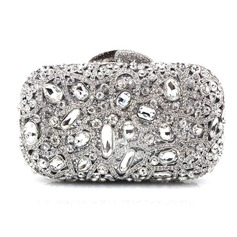 Gorgeous Acrylic/PU Clutches/Wristlets