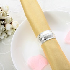 Personalized Zinc Alloy Napkin Ring