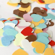 Heart design Paper Little Petals Paper Confetti